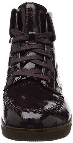 Donne Crinkle 620 Stivaletti up Gianini Viola Fitflop berry Delle Brevetto Lace Di qPP0rt