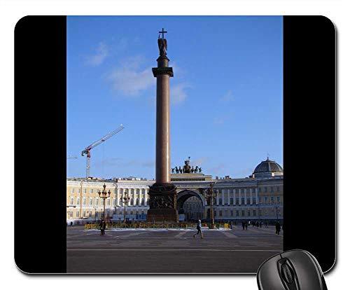 (Mouse Pads - The Alexander Column Alexandria Pillar Palace)