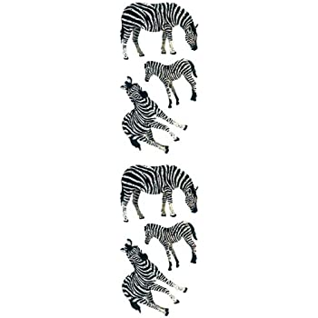 S7182 Jillson Roberts Prismatic Stickers 12-Sheet Count Tarantulas