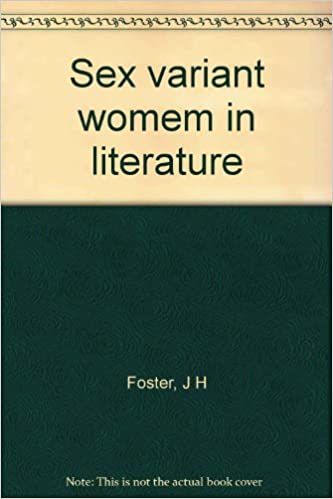 Sex variant women in literature
