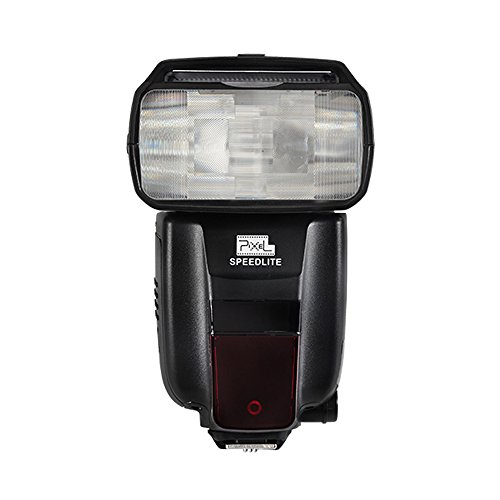 Pixel X800C E-TTL Speedlite High-Speed Sync Flash for Canon Digital SLR Cameras