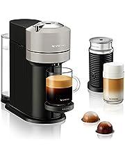 Krups Nespresso Vertuo Next Koffiecapsulemachine, 1,7 liter waterreservoir, capsuleherkenning door barcode, 6 kopmaten, Power-Off functie, van 54% gerecycled kunststof