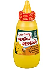 Eden Foods Yellow Mustard Organic Squeeze Bottle, 0.253 L