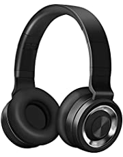 Bluetooth Cuffie Alitoo,Senza Fili Headphones Pieghevole Auricolari Wireless Over Ear Stereo Cuffie conMicrofono Audio Stereo HiFi,Compatibili con Smartphone, Smart TV