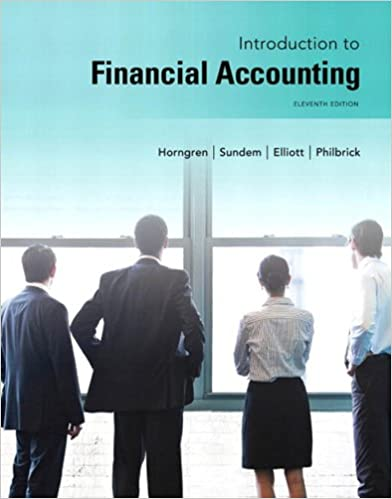 introduction to financial accounting notes