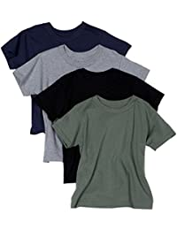 Men's ComfortSoft T-Shirt (Pack Of 4)