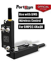 Módulo Bluetooth Portkeys BT1 para Monitor de cámara BM5 2200nit, Control inalámbrico para la Serie BMPCC 4K&6K Sony A7II / A7III / A7IV
