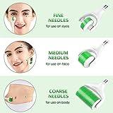 Derma Roller 0.25mm, Derma Roller Kit for Face