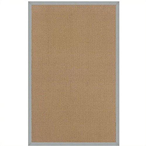 8' Cork Wool Rug - 2