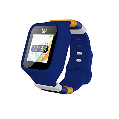 iGPS Wizard Smart Watch for Kids with SIM Card - Live GPS Tracking - Cellular Voice (To Find Location Of A Mobile Number)