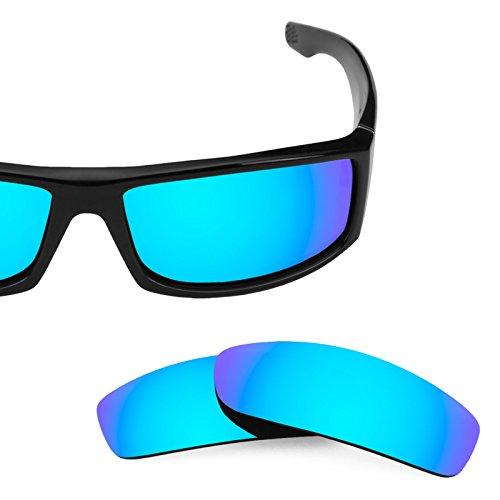 Verres de rechange pour Spy Optic Cooper — Plusieurs options Polarisés Elite Bleu Glacier MirrorShield®