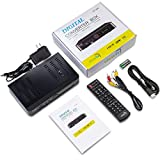 ViewTV ATSC Digital Converter Box for TV, HDMI