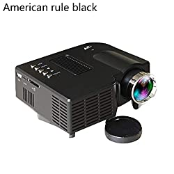 Adoeve Mini Uc28 Home Led Portable Entertainment Hd Projector For Android Video Projectors