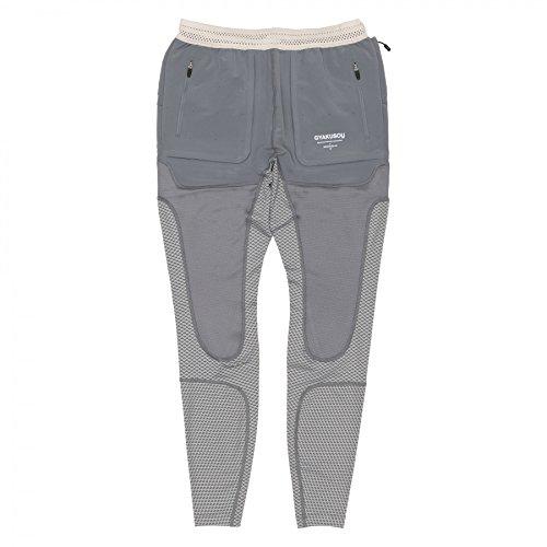NIKE Men's NikeLab Gyakusou Utility Tight - Cool Grey Size Small by NIKE