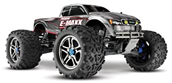 Traxxas 39086-4 E-Maxx Brushless 4WD RTR Vehicle with TQi 2.4GHz