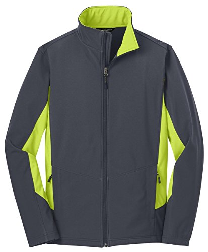 Hombre Grey Colorblock Chaqueta Authority Port Warmth Charge para Green Battleship wxvZx0nX