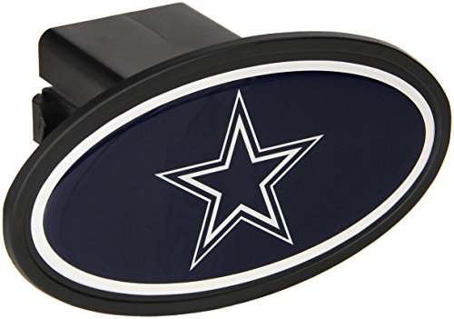 Siskiyou NFL Dallas Cowboys Plastic Logo Hitch Cover, Class