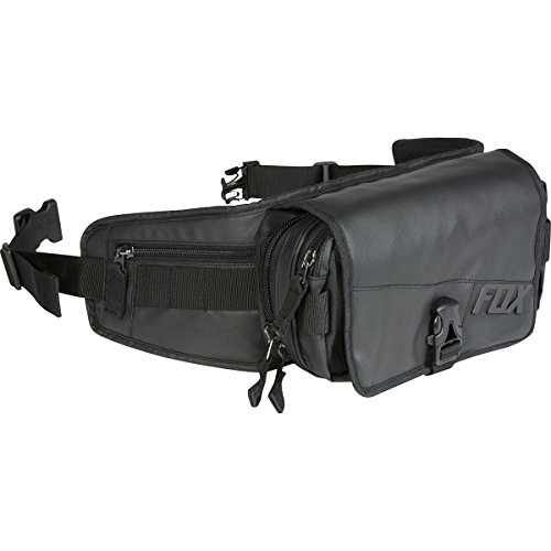Fox Racing Deluxe Toolpack Sports Gear Bag – Black / One Size For Sale
