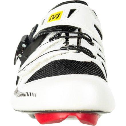 shoes black red Mavic Road black Road Pro Bike vqAqE