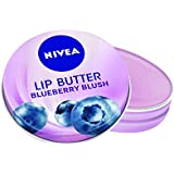 Nivea Lip Butter Blueberry Blush Soft Lips, 16.7g