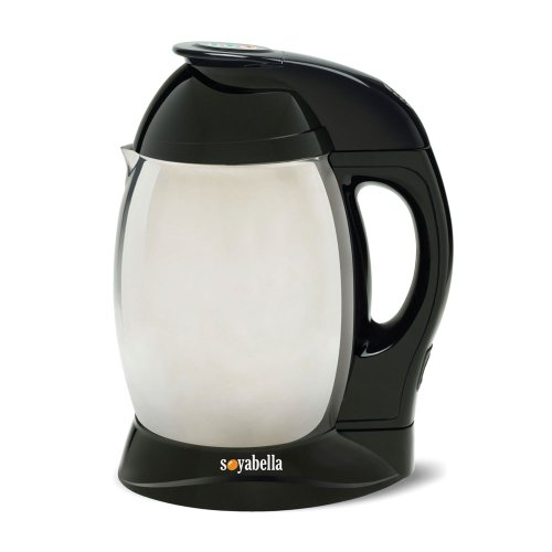Tribest Soyabella SB-130 Soymilk and Nut Milk Maker, Stainless Steel