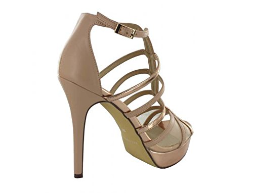 Kvinners Antico Sandaler Mote Menbur Rosa Laminato 7wAqApd