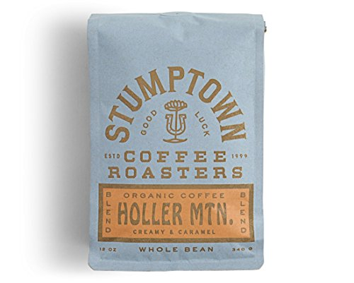 Stumptown Coffee Roasters Chiefly Beans, Holler Mountain, 12 oz