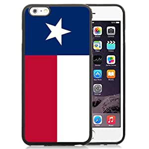 Texan Flag Durable High Quality iPhone 6 Plus 5.5 TPU Phone Case