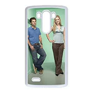 Psych LG G3 Cell Phone Case White NRI5046618