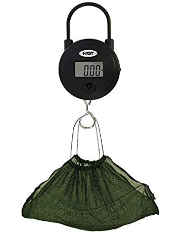 Ngt weigh sling /& Scales with Tape Measure 22kg//50lb coarse,sea,carp fishing