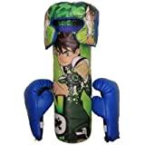 AndAlso Retails Children Kids Boxing Set Kit Punching Bag, Character may vary