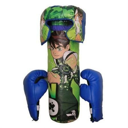AndAlso Retails Children Kids Boxing Set Kit Punching Bag, Character May Vary Boxing at amazon