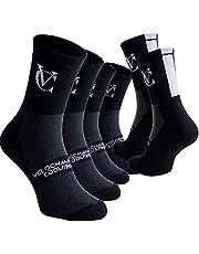 Onze VC Maxgear beenwarmers houden je warm en droog op koudere dagen! 3-pack Speed Line COOLMAX Verkoelende, ademende sport Hardlopen, fietsen, fitness sokken Reguleert de temperatuur