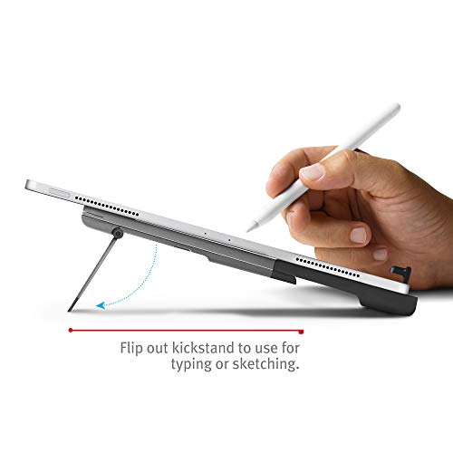 Twelve South Compass Pro for iPad | Portable Display Stand with 3 Viewing/Typing Angles iPad and iPad Pro by Twelve South (Image #2)