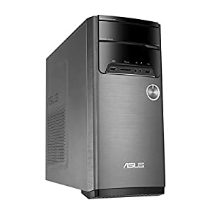 ASUS M32CD Desktop (Intel Core i5-6400 Quad-Core 2.7GHz, 8GB DDR4 memory, 1TB Hard Drive, Windows 10) with Keyboard and Mouse