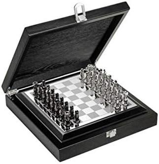 Ten Tablero de ajedrez con Caja de Madera. cod.EL200 cm 23x23x5h ...