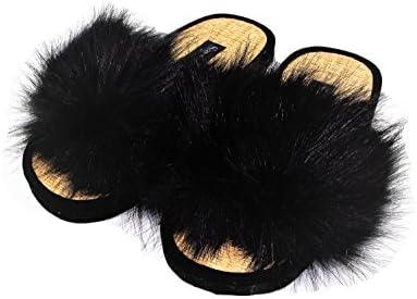 Say The Sun Tatami Slider Sandal Flip Flop Black Pink or Leopard NWT