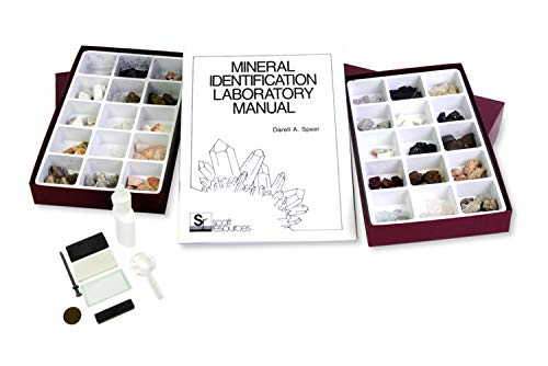 American Educational 30 Piece Mineral ID Starter Set ()