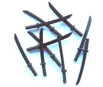 LEGO®Ninjago - 10 espadas para Ninjas - Ninja Espadas en ...