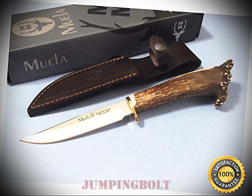 GRED-12S CROWN STAG fixed blade knife 10'' overall CIG12S SPAIN - Knife for Bushcraft EMT EDC Camping Hunting