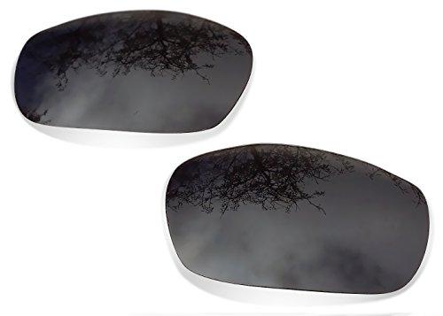 para Polarizadas de Oakley Titanium Lentes Breadbox Restorer Sunglasses Recambio 7qwY67z