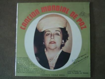 Anita Fernandini De Naranjo, Camerata Vocale Orfeo - Cancion Mundial De Paz (Cancion Azul) - Reloj De Navidad - Amazon.com Music