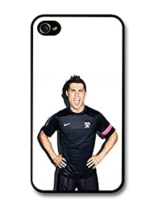 Accessories Cristiano Ronaldo Nike Real Madrid CF Football For LG G2 Case Cover
