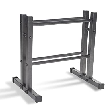CAP Barbell 24  Utility Rack for Dumbbells, Medicine Balls and Kettlebells