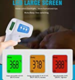 Berrcom Non Contact Infrared Forehead Thermometer