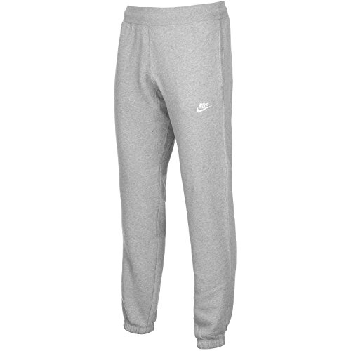 the latest 50fb0 0bb45 Nike Mens Foundation Cuffed Fleece Lined Joggers Track Sweat Pants (Black, Grey) - 586031 - Buy Online in Oman.  Clothing Products in Oman - See  Prices, ...