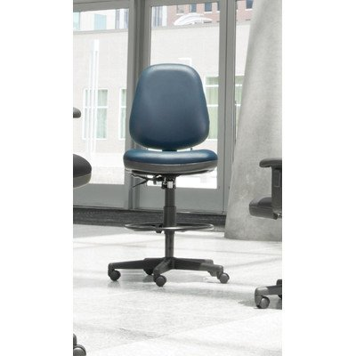 Ofm 119 Vam Vinyl (OFM 119-VAM-AA-602 Straton Series Anti-Microbial/Anti-Bacterial Vinyl Task Chair with Arms)
