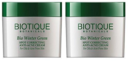 bio winter green spot correcting