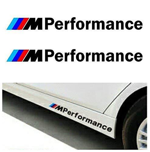 Autocollant «M performances» M Sport (Blanc)