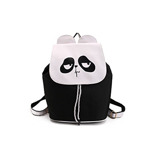Gespout Cute Girls Travel Backpack Small fresh Campus Men and Women Shoulder Bag